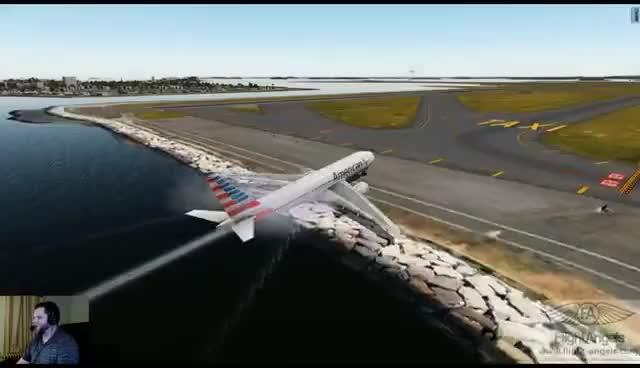 Livestream] FlightFactor 777-200LR in X-Plane 10 ✈️ 2016