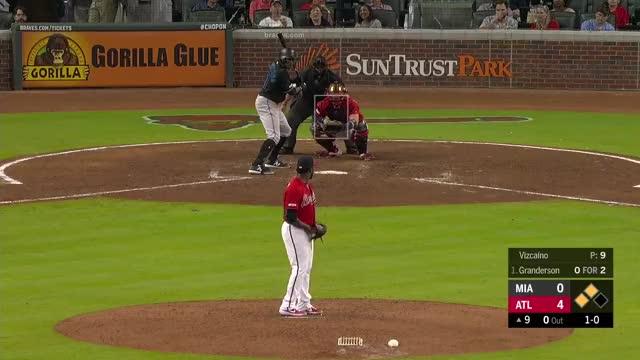 Watch and share Arodys Vizcaino Ff GIFs and Atlanta Braves GIFs on Gfycat