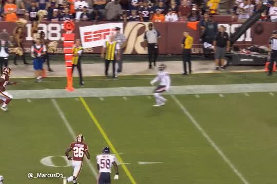 Watch and share Vernon Davis No Hurdle GIFs by MarcusD on Gfycat