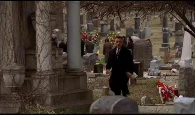 Watch and share Cemetary GIFs and Sopranos GIFs on Gfycat