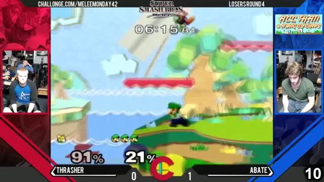 Watch Top 10 Abate Luigi Moments - Super Smash Bros GIF on Gfycat. Discover more super smash bros. (video game series), super smash bros. brawl (video game), super smash bros. melee (video game) GIFs on Gfycat