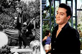 Watch and share Elvis Presley GIFs and Presleyedit GIFs on Gfycat