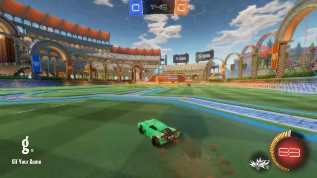Watch and share Rocket League GIFs and Video Games GIFs by Hoodyhooo  on Gfycat