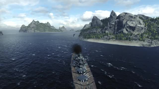 Watch and share World Of Warships 2020-05-10 17-50-25 GIFs on Gfycat