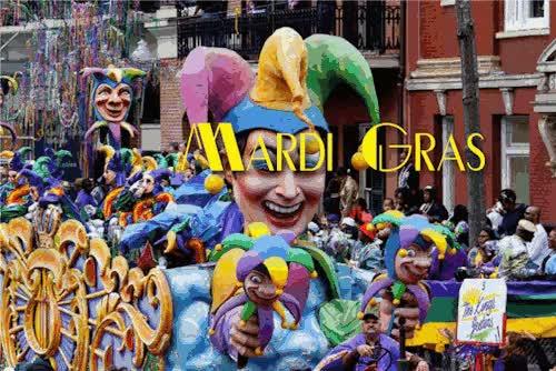 Watch and share Mardi Gras GIFs on Gfycat