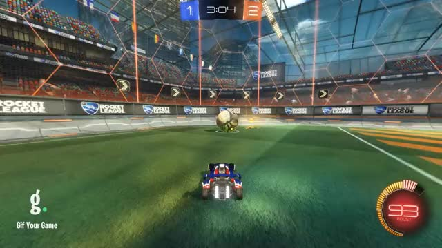 Watch Goal 4: Dabble GIF by Gif Your Game (@gifyourgame) on Gfycat. Discover more Dabble, Gif Your Game, GifYourGame, Rocket League, RocketLeague GIFs on Gfycat