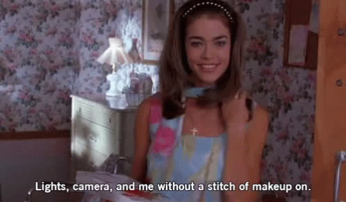 denise richards, Becky Becky With The Good Hair GIFs