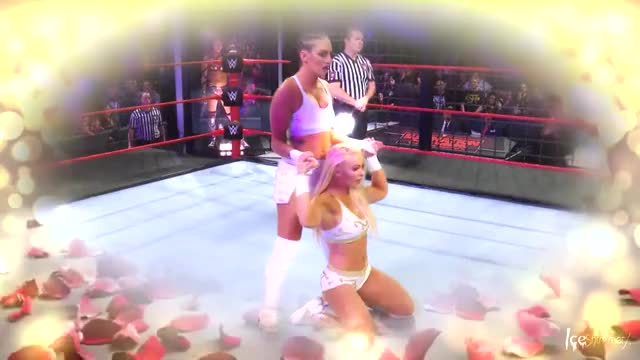 Watch and share Mandy Rose Entrance GIFs and Wwe Mandy Rose GIFs by 'Cho on Gfycat