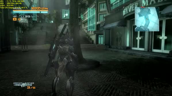 Watch and share MGS Revengeance GIFs on Gfycat