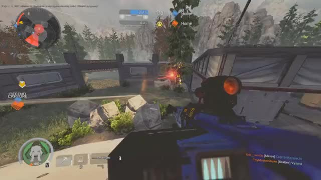 Watch and share Titanfall 2 GIFs and Titanfall2 GIFs by IconicLlama on Gfycat