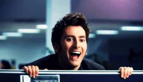 Watch and share The Doctors Club GIFs and David Tennant GIFs on Gfycat