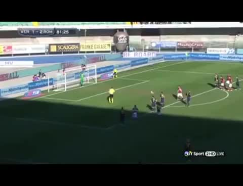 Watch and share Totti GIFs on Gfycat