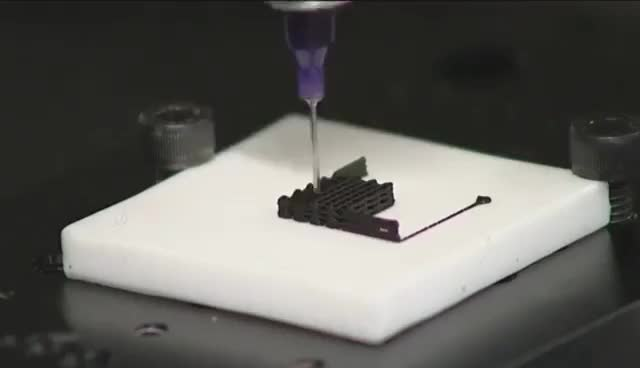 Watch and share 3D Printing Graphene Parts GIFs on Gfycat