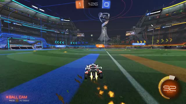 Watch and share Rocket League GIFs by Deluxe on Gfycat