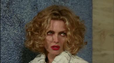 annoyed, batman returns, eye roll, michelle pfeiffer, over it, Michelle Pfieffer Eye Roll GIFs
