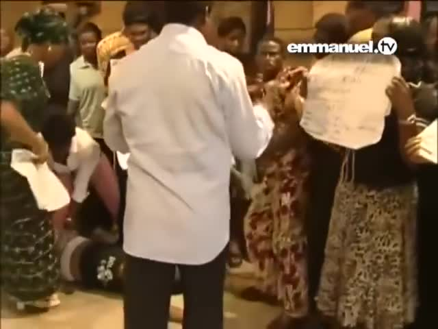 DEMON Attacks TB Joshua And FAILS