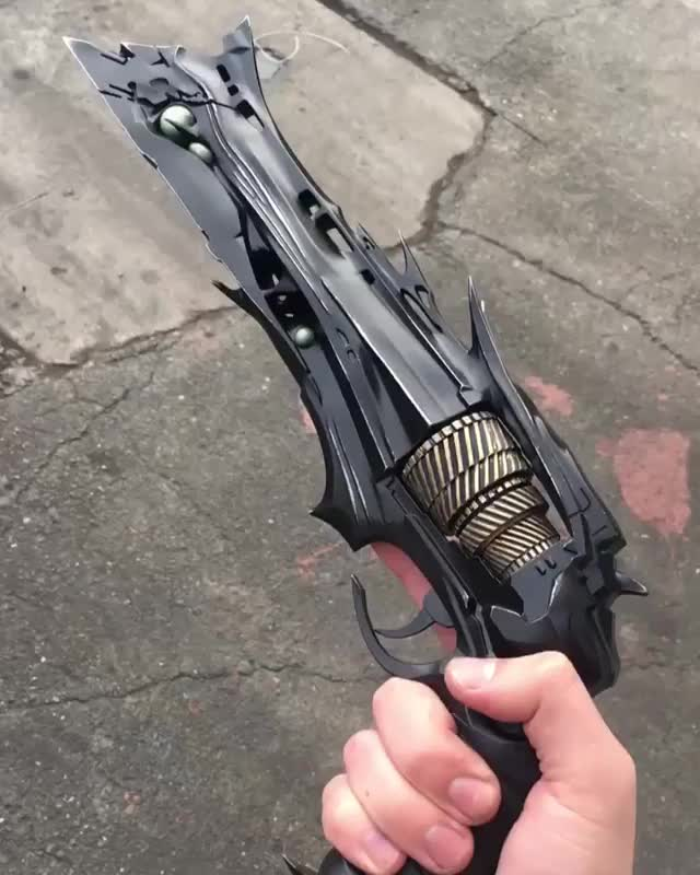 Watch this gun GIF by tothetenthpower (@tothetenthpower) on Gfycat. Discover more gun GIFs on Gfycat
