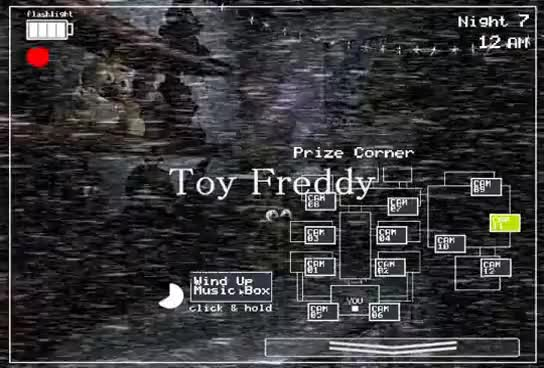 Watch and share Five Nights At Freddy's 2 Jumpscares Animatronics GIFs on Gfycat