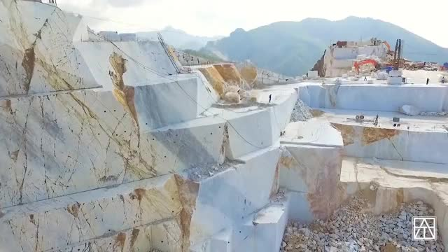 Watch and share Artistic Tile - Carrara, Italy GIFs on Gfycat