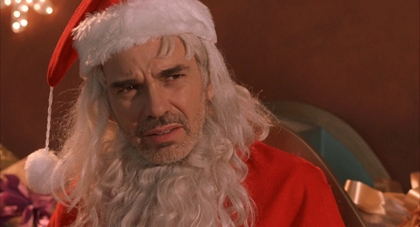 bad santa, reactiongifs, wtf, what the fuck GIFs