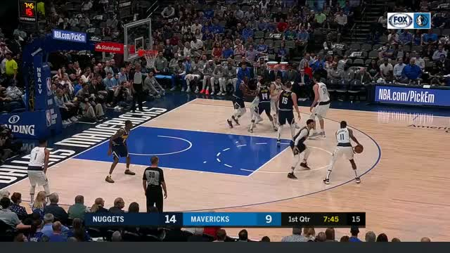 Watch and share Luka Lob Maxi Ridiculous Mavsnuggets 1 GIFs by dirk41 on Gfycat