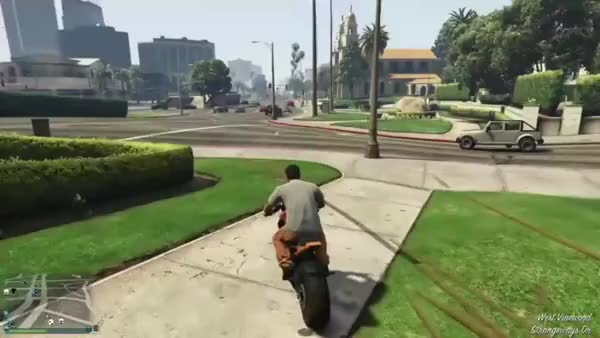 Watch and share GTA Flagpole Sitta GIFs by johnleeislegend on Gfycat