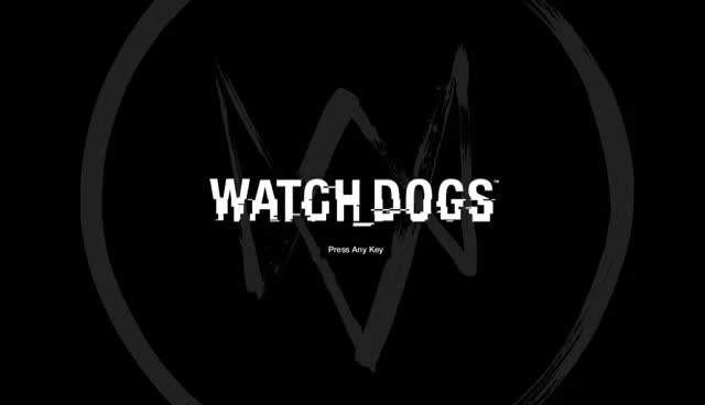 Watch Dogs - Menu GIFs