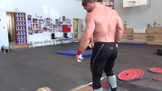 Watch Klokov Dmitry - TRAPI 110x5 GIF on Gfycat. Discover more klokov dmitry, powerlifting, weightlifting GIFs on Gfycat