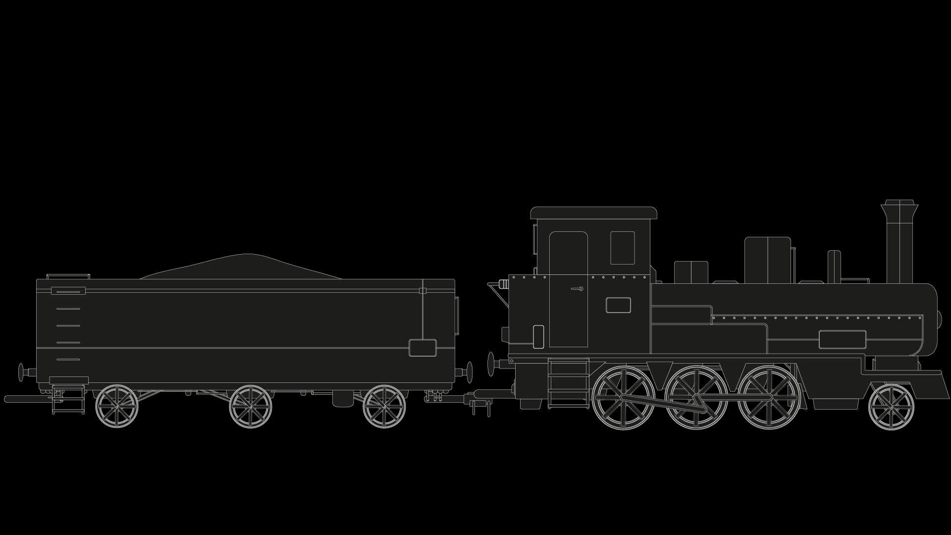 train, trains, transportation, slide_05DARK TRAIN GIFs