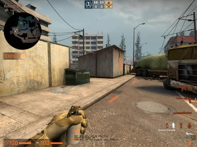 Watch and share Short  [Smoke] [CT-Spawn] GIFs by julien1337 on Gfycat