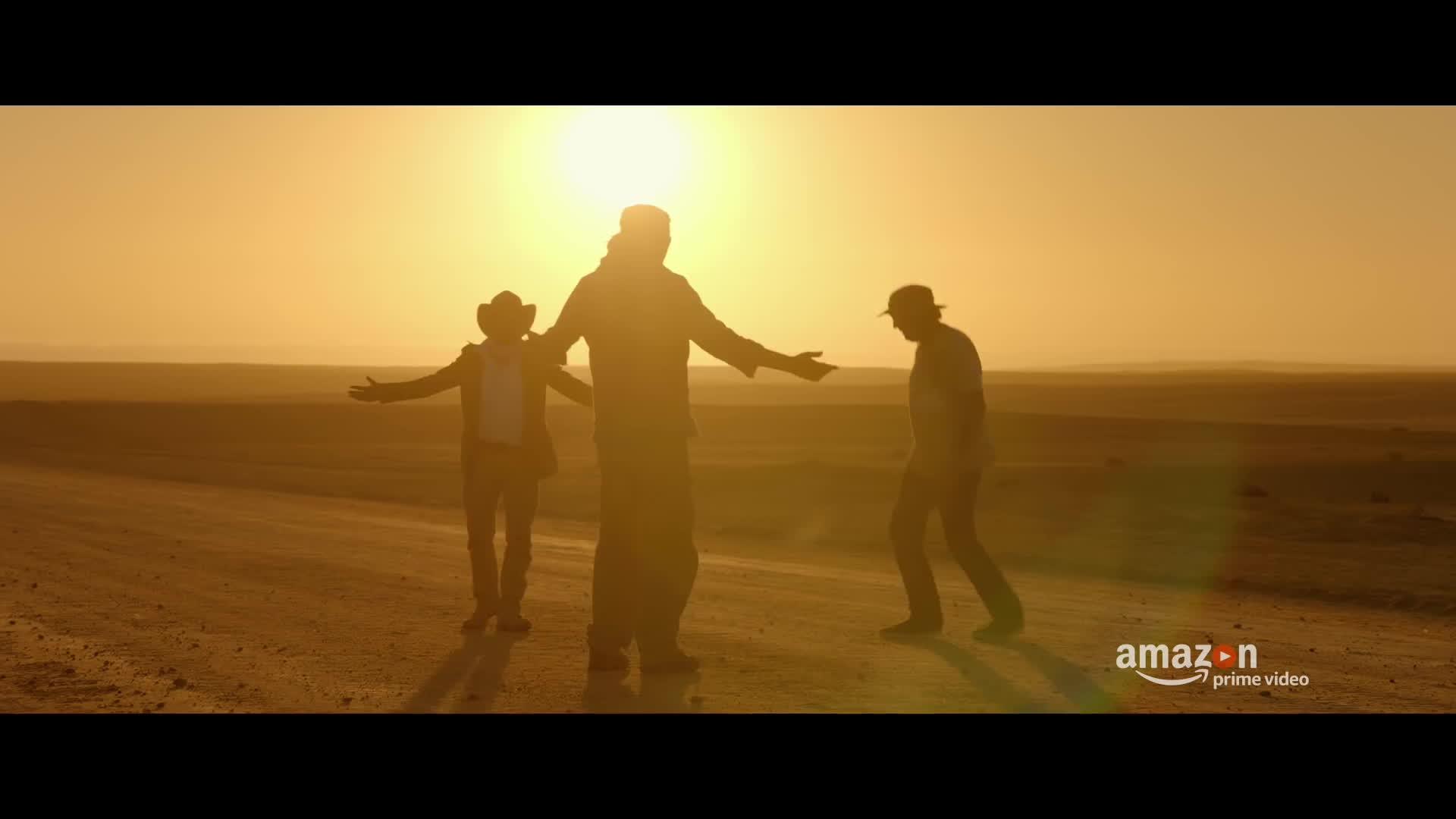 jeremy clarkson, the grand tour, thegrandtour, The Grand Tour: Namibia Special Trailer GIFs