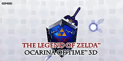 Watch and share The Legend Of Zelda GIFs and Ocarina Of Time GIFs on Gfycat