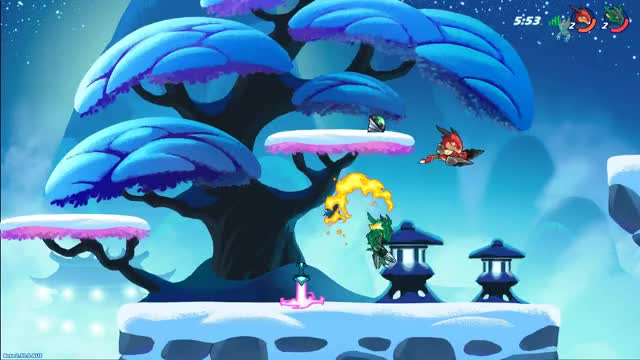 Watch and share Brawlhalla GIFs and Axe Throw GIFs on Gfycat