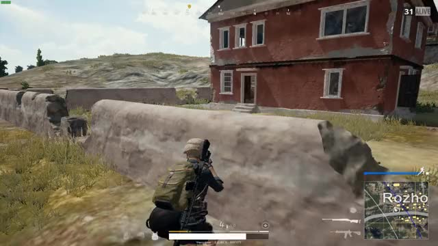 Watch and share Vlc-record-2017-12-02-20h42m20s-PLAYERUNKNOWN GIFs on Gfycat