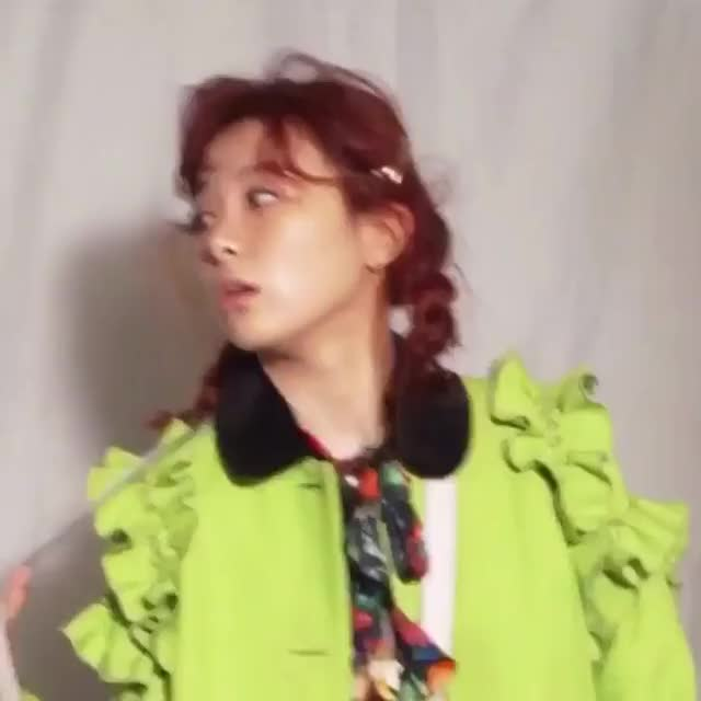 Watch and share 슬기 나비야 ♡ For Seulgi - [VOGUE] SEULGI IS SO COMFORTABLE IN FRONT OF THE CAMERA NOW ㅠㅠ GIFs on Gfycat