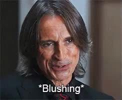 Watch and share Blushing GIFs on Gfycat