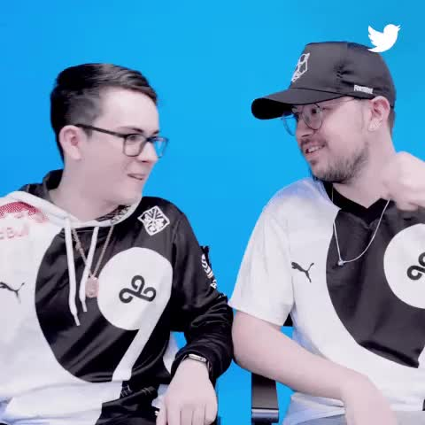 Twitter Gaming at #FortniteWorldCup, Twitter Gaming at #FortniteWorldCup - @Cloud9 GIFs