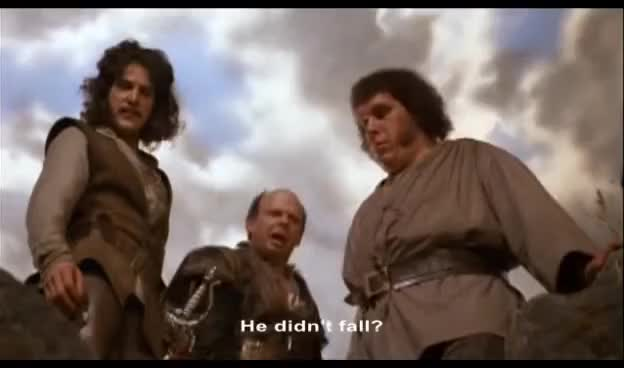 Watch The Princess Bride Inconceivable clips GIF on Gfycat. Discover more related GIFs on Gfycat
