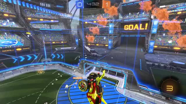 Watch and share Rocket League GIFs and Cerenaphor GIFs on Gfycat