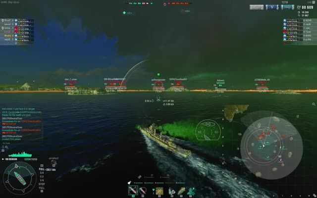 Watch and share World Of Warships GIFs and Cyrenaica Tertia GIFs on Gfycat