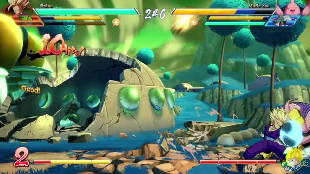 Watch standing overhead GIF on Gfycat. Discover more Arc System, DBS, DLC, DRAGON BALL FighterZ, Dragon Ball Fighters, Dragon Ball Super, Dragon Ball Xenoverse 2 Art Box Cover, SSGSS Vegito, XENOVERSE 2, Xenoverse 2 Gameplay GIFs on Gfycat