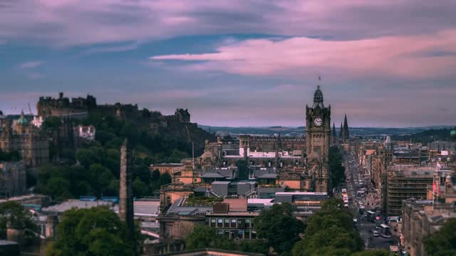 Watch and share Edinburgh Cinemagraph GIFs on Gfycat