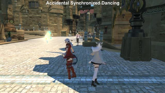 Watch and share FFXIV Dancing GIFs on Gfycat