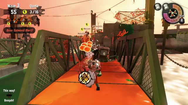 Watch physics GIF by tigerears on Gfycat. Discover more Splatoon 2 GIFs on Gfycat