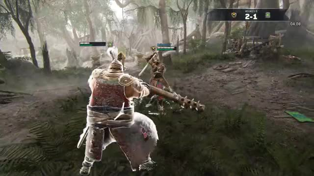 Watch and share Demon's Embrace GIFs and For Honor GIFs on Gfycat