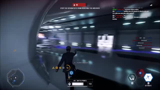 Watch and share Battlefront Ii GIFs and Bf2 GIFs by nilpet on Gfycat