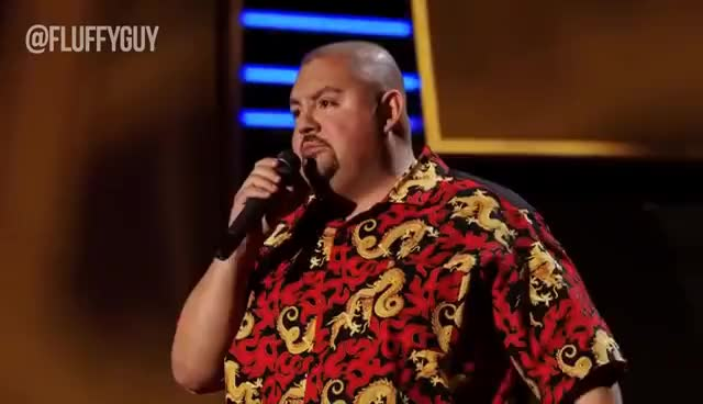 Watch and share Gabriel Iglesias - Mchaaaa GIFs on Gfycat