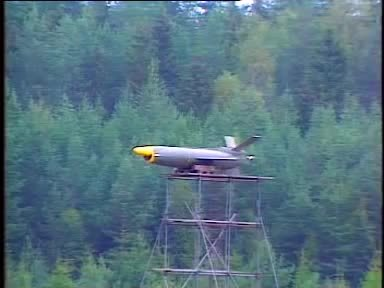 Warthunder, lastimages, Three Bofors 3P proximity fuzed 40mm shells fired at a static drone target (reddit) GIFs