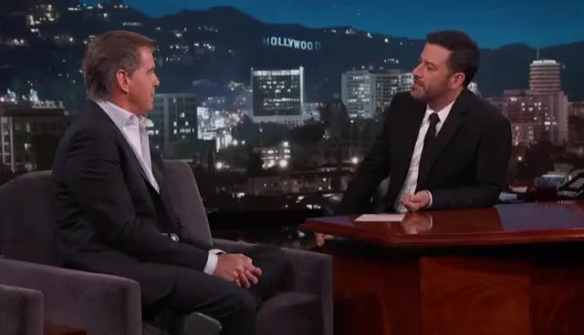 Watch Pierce Brosnan interview GIF on Gfycat. Discover more related GIFs on Gfycat