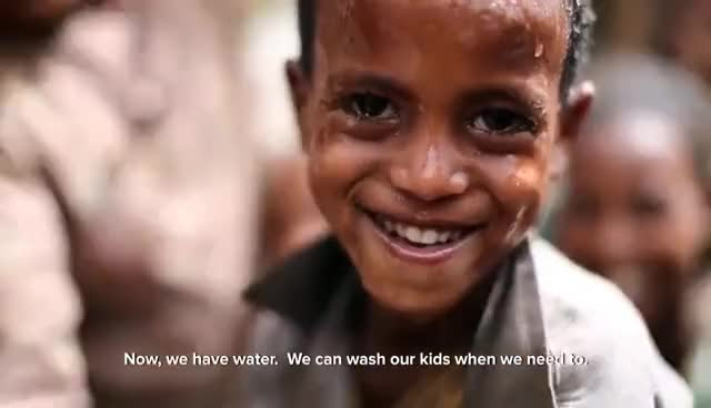 Watch The Spring - The charity: water story GIF on Gfycat. Discover more related GIFs on Gfycat